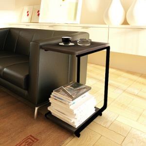 慧乐家电脑桌昊朗U型移动边桌台式可移动家用茶几黑色22032-1*3件    178.5元(合59.5元/件)
