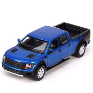 彩珀合金车模1:34福特F-150赛车跑车仿真汽车模型宝宝儿童玩具男孩玩具汽车带声光88363NAAA*2件 49元(合24.5元/件)