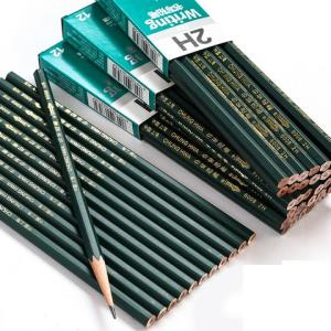 中华牌6008原木铅笔12支送卷笔刀1个+橡皮檫1个 4.8元(需用券)