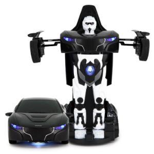 RASTAR星辉1:32RS战警变形汽车金刚机器人模型黑色*2件 39元(合19.5元/件)