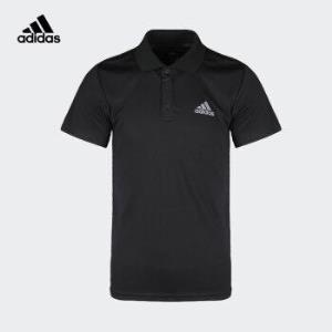 adidas阿迪达斯2019男子CLUBRIBPOLO衫EC3029EC3029M 69元
