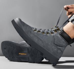 GOODYEAR固特异HXG9J923男士工装鞋/靴 168元(需用券)
