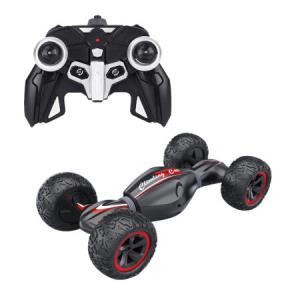 美致模型(MZ)遥控汽车高速双面行驶扭变车攀爬越野车儿童玩具车变形车男孩礼物红色 139元