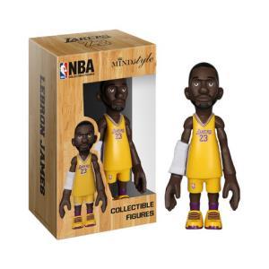 MindstyleCoolrainNBA系列湖人球衣勒布朗・詹姆斯手办篮球球星模型潮流收藏玩具*3件354.99元(合118.33元/件)