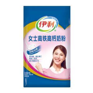 伊利高铁高钙女士奶粉400g单袋400g*3件 68.32元(合22.77元/件)
