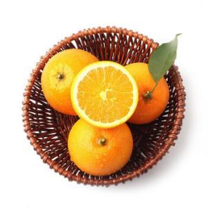 淳果一木湖南麻阳冰糖橙4斤9.8元包邮(需用券)
