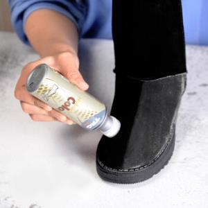磨砂鞋粉翻毛皮鞋清洁护理麂皮通用补色剂鞋油反绒面打理液黑色鹿皮水清洗剂雪地靴翻新46.8元