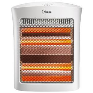 美的NS8-15D小太阳远红外取暖器暖脚暖手台式双管发热暖风机断电89元