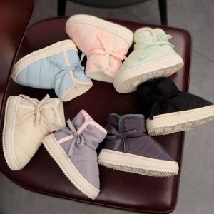 米诗梦儿童棉鞋室内多码可选10.8元(需用券)