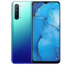 OPPOReno3智能手机8GB+128GB全网通蓝色星夜 2999元(需用券)