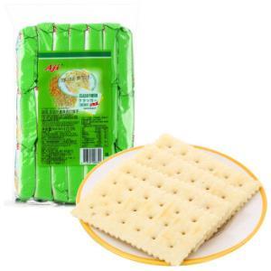 Aji五谷纤麦味苏打饼干472.5g早餐下午茶零食z    9.9元