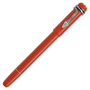 中亚Prime会员:MONTBLANC万宝龙传承系列红蛇钢笔M尖 3581.39元含税包邮