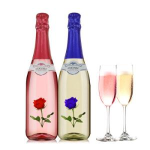 西班牙进口科洛巴红蓝玫瑰起泡酒750ml*2瓶99元(需用券)