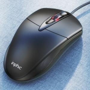 inphic英菲克PB20有线鼠标 5.9元包邮(需用券)