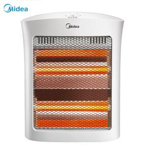 美的(Midea)取暖器/电暖器/电暖气家用即开即热速暖小太阳远红外NS8-15D99元