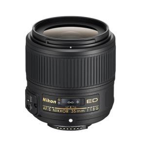 Nikon尼康AF-S尼克尔35mmf/1.8GED单反定焦镜头 3269元