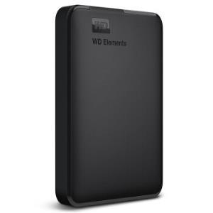 WD西部数据Elements新元素系列USB3.0移动硬盘2T 479元