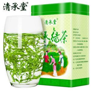 清承堂2019新茶毛尖茶高山云雾散装绿茶茶包500g 55元