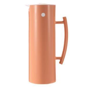 名创优品简约玻璃暖水壶保温壶1000ml浅橙色    39.9元