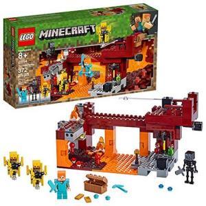 LEGOMinecraftTheBlazeBridge21154建筑套装,2019(370件) 294.96元