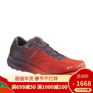 Salomon萨洛蒙男女款户外竞赛越野跑鞋第三代庄主鞋S/LABULTRA2409272竞赛红UK9.5(44) 1568元