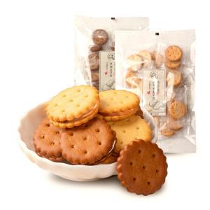 卜珂零点夹心麦芽饼干咸蛋黄/黑糖可选约16小袋*2件 12.9元(合6.45元/件)