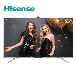 视听社交两不误,Hisense海信E8D系列ULED4K液晶电视 5499元