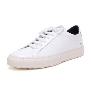 COMMONPROJECTS男士白色皮革系带板鞋运动鞋2160050641码 1320元