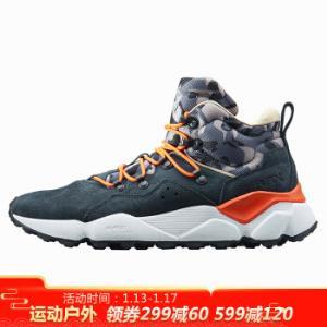 RAX高帮登山鞋男保暖徒步鞋防滑户外鞋女登山靴运动旅游爬山鞋深蓝色41 249元
