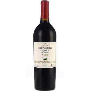 GreatWall長城特選5年橡木桶解百納干紅葡萄酒750ml*6件224元(合37.33元/件)