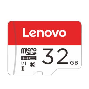 Lenovo联想32G内存卡高速版送SD卡套读卡器 18.9元