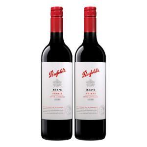 2瓶装|奔富(Penfolds)麦克斯西拉干红葡萄酒750ml/瓶螺旋盖澳大利亚进口 378元