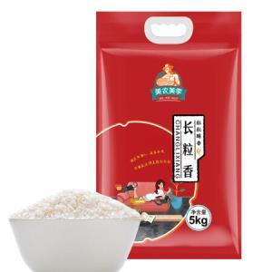 美农美季优选东北长粒香大米当季新米5kg*2件 50.22元(合25.11元/件)