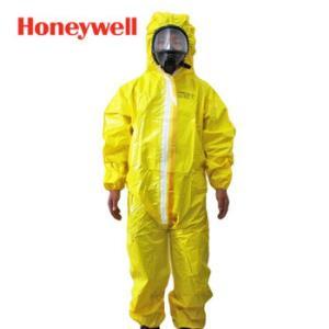 霍尼韦尔honeywell三四类防化服1套耐酸碱耐腐蚀实验室工业清洁4503000-L 128.9元