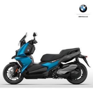 宝马BMWC400X摩托车定车送价值2400元发动机护杠一套苍穹蓝 69500元