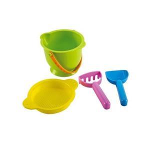 Hape沙滩冒险小套装玩沙戏水玩具4个装*2件 56.64元(合28.32元/件)