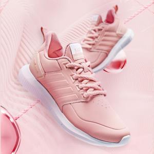 23日0点:361°681832239女款休闲运动减震跑鞋 89元包邮
