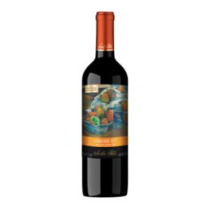 SantaRita圣丽塔国家画廊珍藏佳美娜干红葡萄酒750ml*11件 407.2元(合37.02元/件)