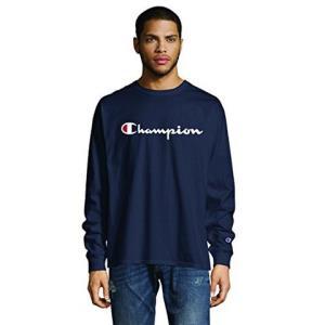 Champion男式经典针织图案长袖T恤 112.72元