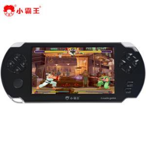 小霸王S1000A游戏机psp掌机怀旧大屏可充电FC掌上游戏机儿童游戏掌机GBA黑色*2件 306元(合153元/件)