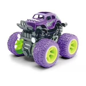 甄萌惯性越野车玩具颜色随机 9.9元