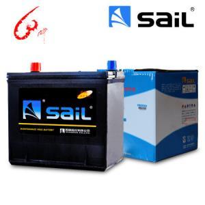 Sail风帆汽车电瓶蓄电池46B24LS12V本田八代雅阁2.0l,    268元