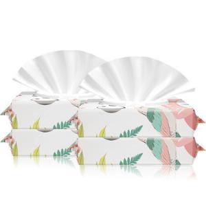 美怡宁婴儿湿巾80抽5包 9.98元(需用券)
