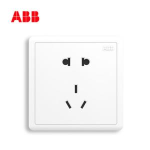 ABBAO20586型五孔插座面板*20件    96元(需用券,合4.8元/件)