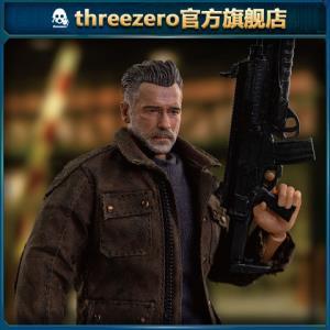 threezero终结者6T-8001/12比例收藏级可动人偶 180元(需用券)