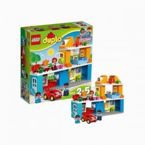 乐高得宝系列10835温馨家庭儿童积木玩具 199元