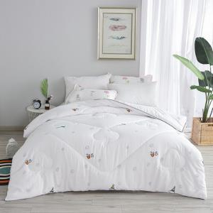 新疆棉花被芯棉被冬季加厚保暖棉絮被褥被子冬被8斤棉冬被    99元