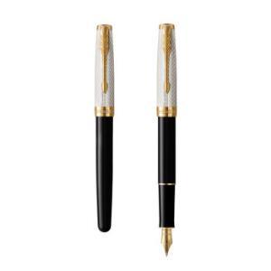 派克(PARKER)卓尔系列馥奇优雅钢笔/墨水笔*3件 8148元(合2716元/件)