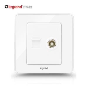 TCL-legrand罗格朗V7-C01-TV86型电视电源插 41.9元(需用券)