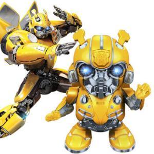 变形金刚擎天柱大黄蜂动感声光变形汽车模型 44.8元